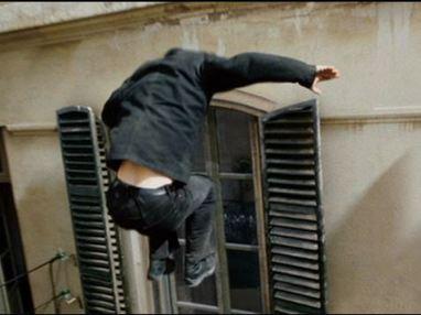 window jump