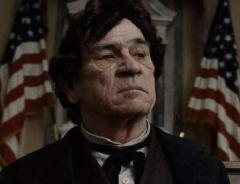 Tommy Lee Jones as Thaddeus Stevens