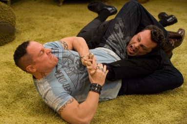 Four Christmases movie image Jon Favreau and Vince Vaughn