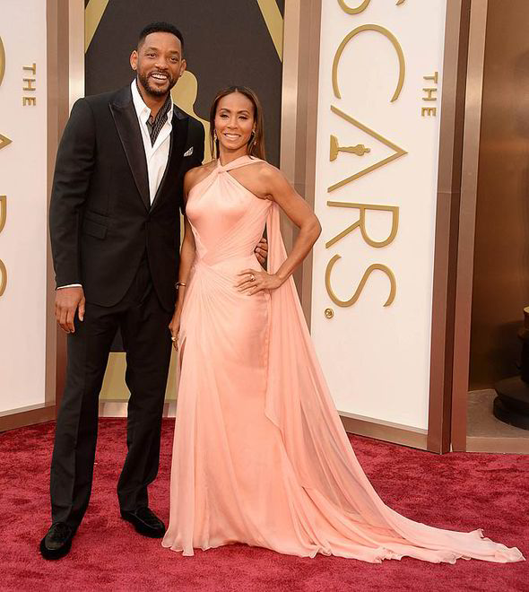 Jada Pinkett Smith (and Will Smith)