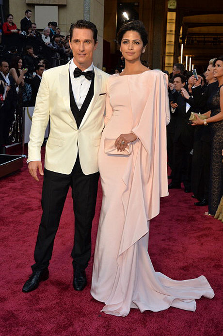 Camila Alves (and Matthew McConaughey)