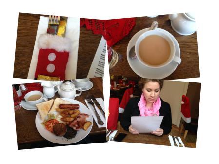 breakfast in Dublin